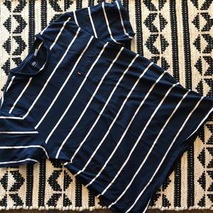 Levi's Short Sleeve Shirt Striped with Pocket